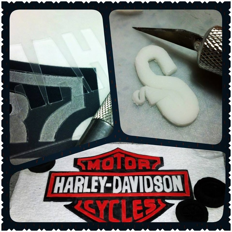 Where Can I Order A Birthday Cake Harley Davidson