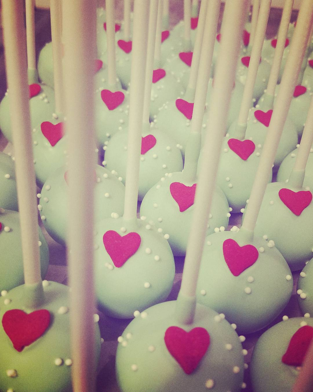 Valentine Cake Pops Chu On Cakes